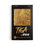 Shine Tyga Gold Rolling Papers 6 Pack Promo Code